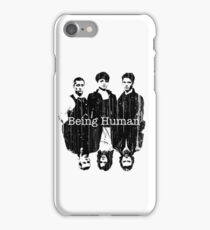 A Vampire, a Ghost and a Werewolf. 2nd Generation iPhone Case/Skin