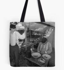 Quartermaster BW Tote Bag