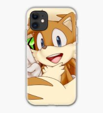 Sonic The Hedgehog Tails iphone case