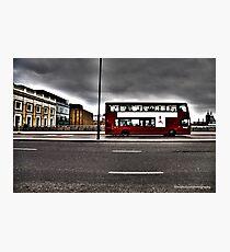 Bus ride Photographic Print