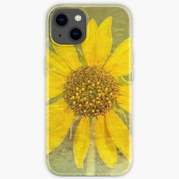 Desert Sunflower iPhone Soft Case
