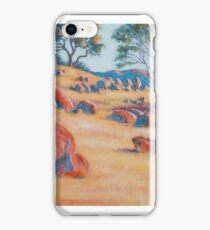 In High Camp, rural Victoria iPhone Case/Skin