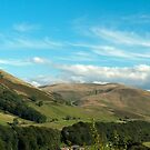 Road past the Howgills by mikebov
