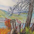 Reedman Point by Lynda Earley