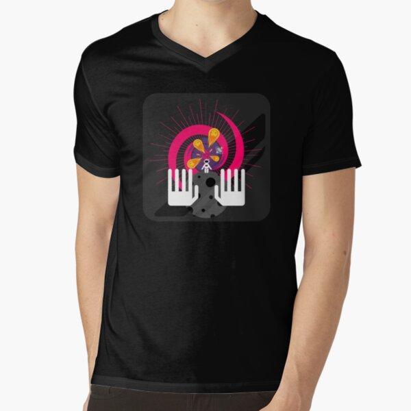 Left Behind V-Neck T-Shirt