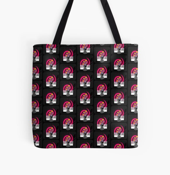 Left Behind All Over Print Tote Bag