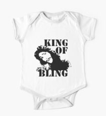 Charles II - King of Bling One Piece - Short Sleeve