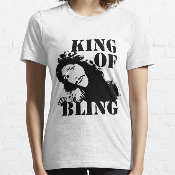 Charles II - King of Bling Essential T-Shirt