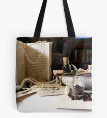 Wiccan Enchantment Tote Bag