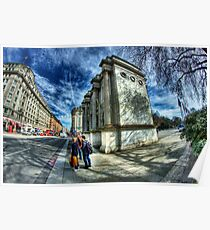 Marble Arch HDR Poster