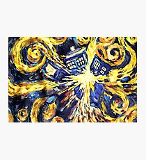 Van Gogh Prophecy Photographic Print