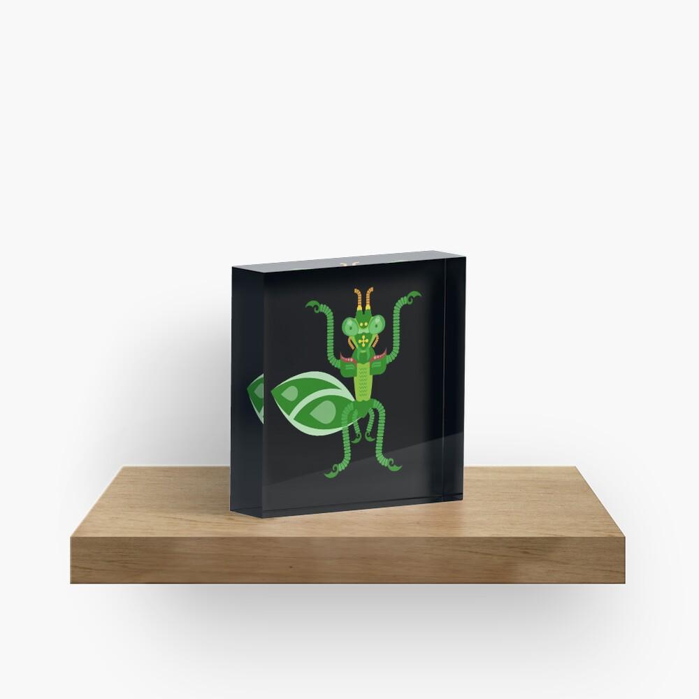 Mantis Acrylic Block