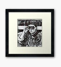 McFly Framed Print