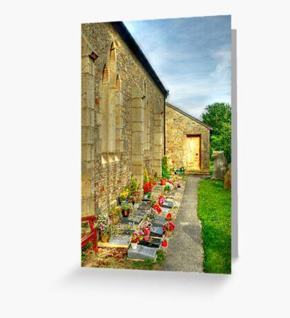 Christ Church Glasson Greeting Card