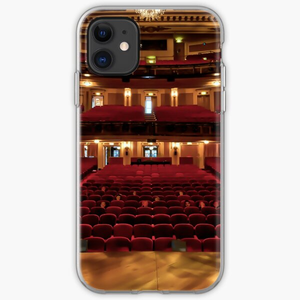 When Standing on Stage iPhone Soft Case