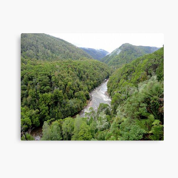 Franklin - Gordon Wild Rivers National Park, Tasmania Canvas Print