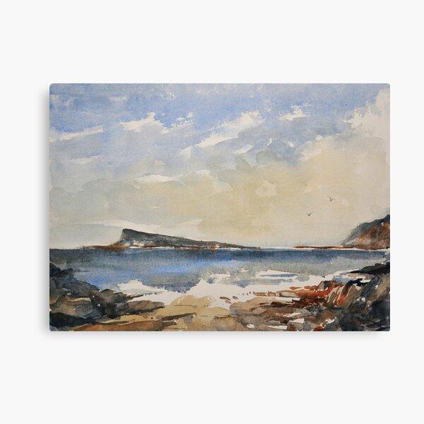 Easdale island Canvas Print