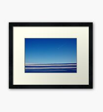 something  in the air Framed Print