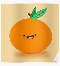 Happy Clementine Poster