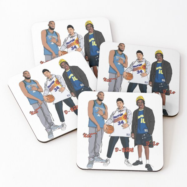 Goodfellas SLAM Magazine  Coasters (Set of 4)