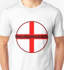 I'm going on a march - England Flag T-Shirt