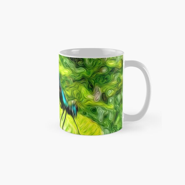 Spring Swirlings 10 Classic Mug