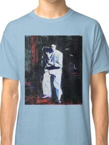 Portrait of David Byrne, Talking Heads - Stop Making Sense! Classic T-Shirt