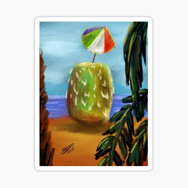 Tropical Heaven Sticker