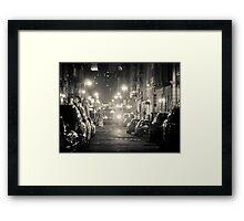 Orchard Street Framed Print
