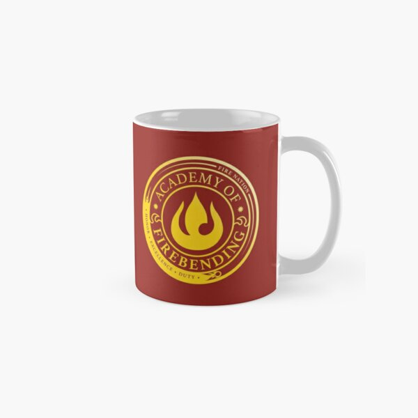 Avatar Academy of Firebending, Avatar-Inspired Design Classic Mug