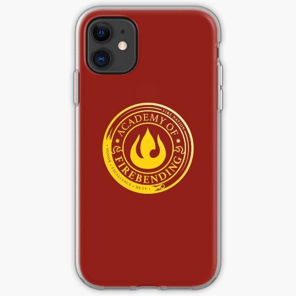Avatar Academy of Firebending, Avatar-Inspired Design iPhone Soft Case