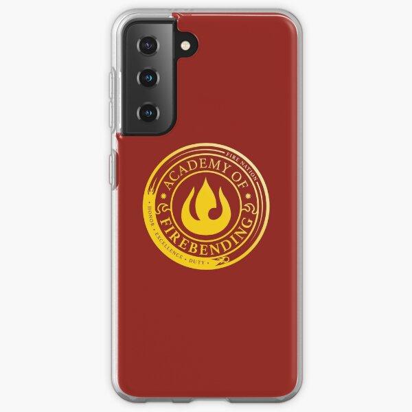 ATLA Academy of Firebending: Avatar Inspired-Design Samsung Galaxy Soft Case