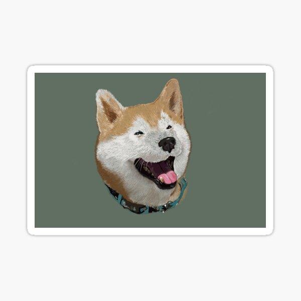 Koshi Sticker