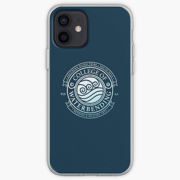 ATLA College of Waterbending: Avatar Inspired-Design iPhone Soft Case