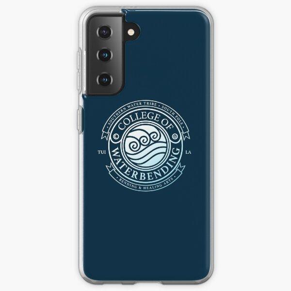 ATLA College of Waterbending: Avatar Inspired-Design Samsung Galaxy Soft Case