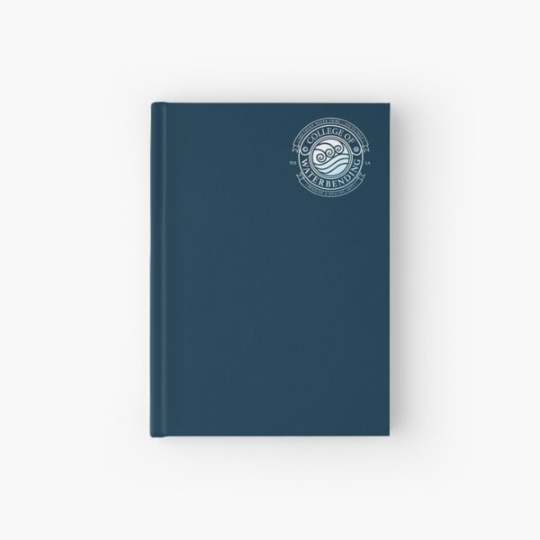 Avatar College of Waterbending, Avatar-Inspired Design Hardcover Journal