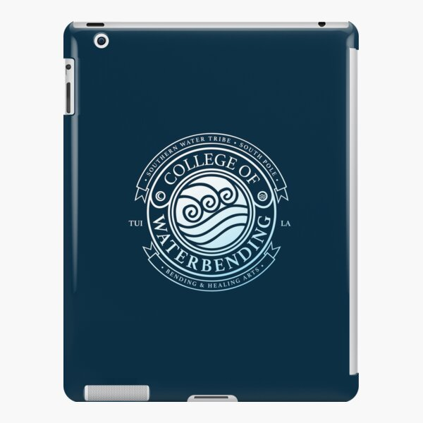 Avatar College of Waterbending, Avatar-Inspired Design iPad Snap Case