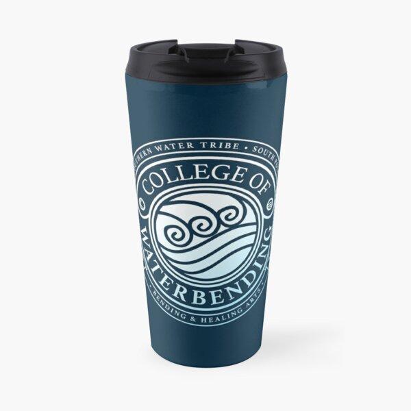 ATLA College of Waterbending: Avatar Inspired-Design Travel Mug