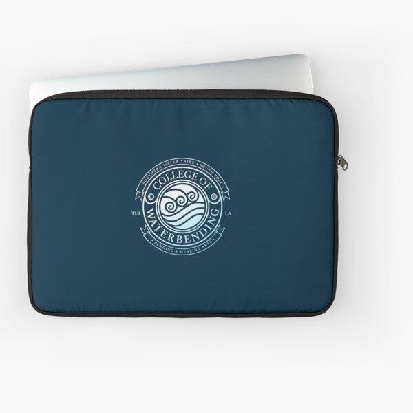 ATLA College of Waterbending: Avatar Inspired-Design Laptop Sleeve
