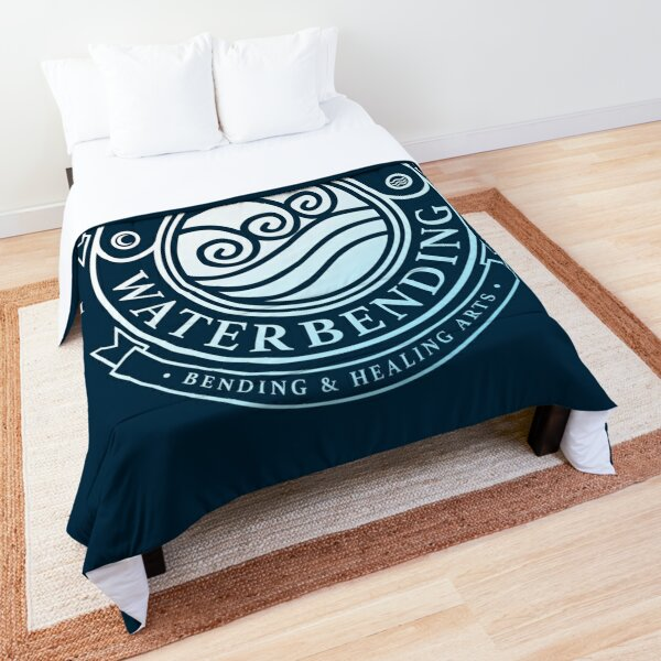 Avatar College of Waterbending, Avatar-Inspired Design Comforter