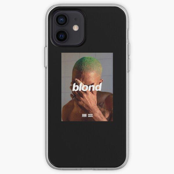 FRANK OCEAN blond iPhone Soft Case