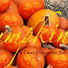 Pumpkin (2010) DVD Menu by JasonBrown