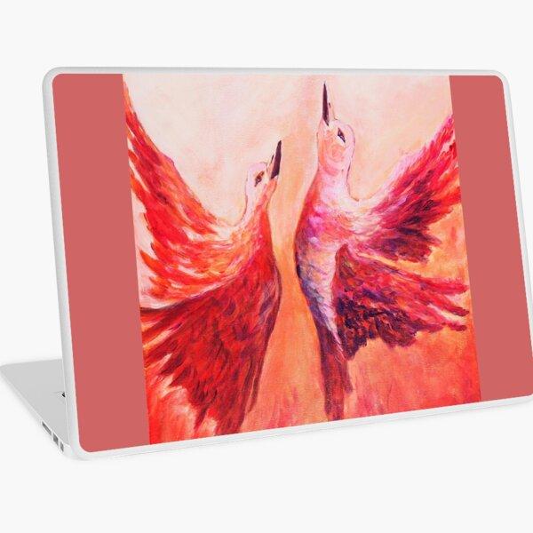 Towards Heaven - Acrylic by Sher Nasser Laptop Skin