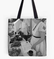 Surgeon BW Tote Bag