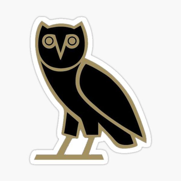 OVO Owl Sticker Sticker
