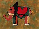 Elephant Heart by Kayleigh Walmsley
