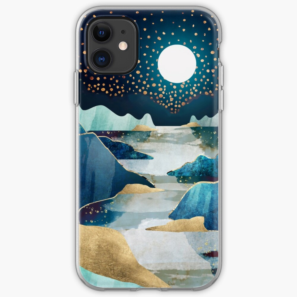 Moon Glow iPhone Case & Cover
