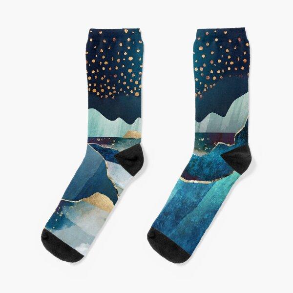 Moon Glow Socks