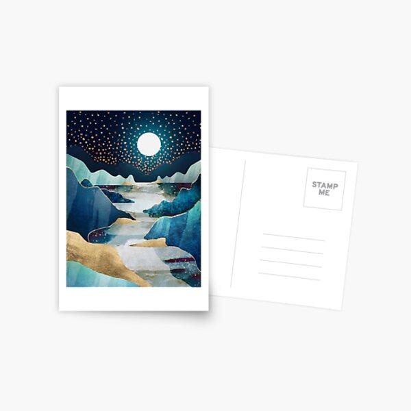 Moon Glow Postcard