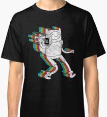 Camiseta clásica Finn y BMO